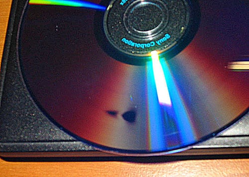 Disc rot