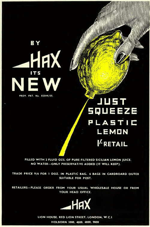 Hax Lemon Juice