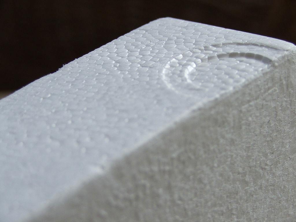 Not Styrofoam