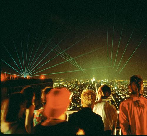 Lasercast World Trade Center
