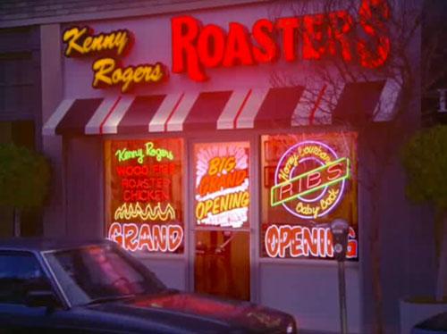 Kenny Rogers Roasters Seinfeld