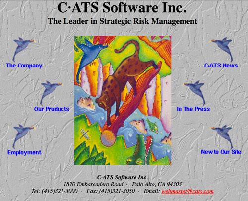 Cats.com July 1997