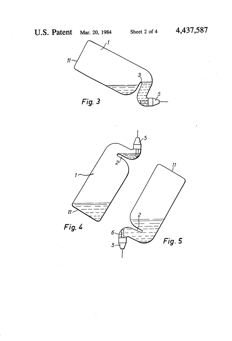 Toilet Duck patent