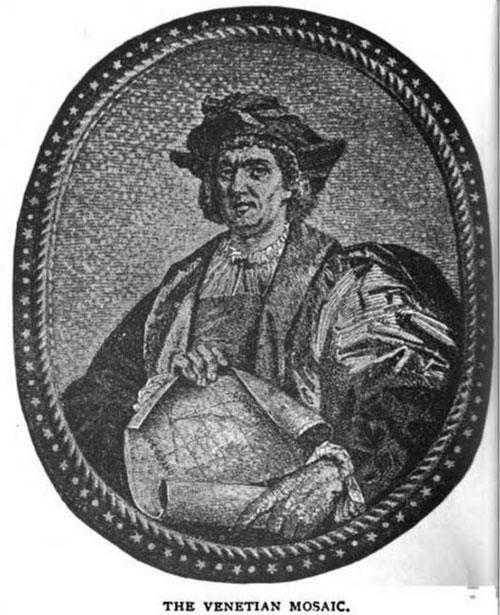 Columbus Venetian Mosaic