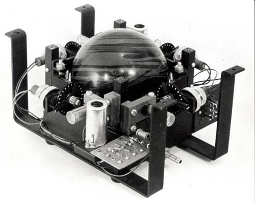 Trackball prototype