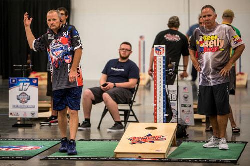 American Cornhole Organization tournament
