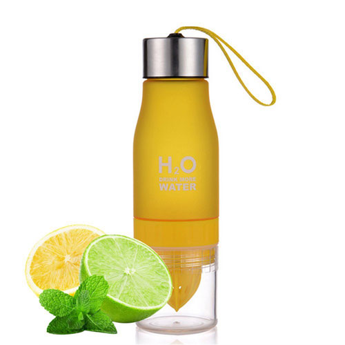 Lemon squeeze bottle