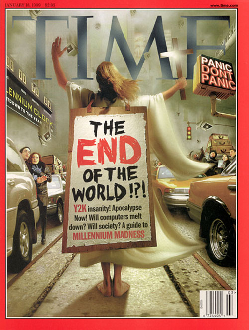 Time Magazine: The End of the World!?!