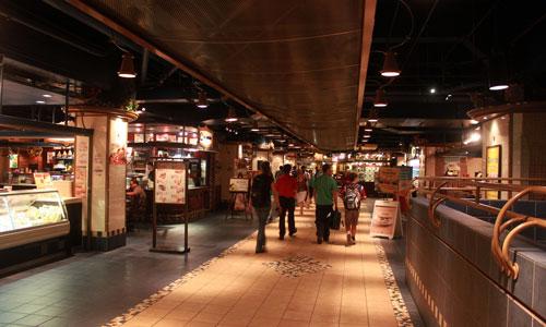 Montreal's Underground City, RESO