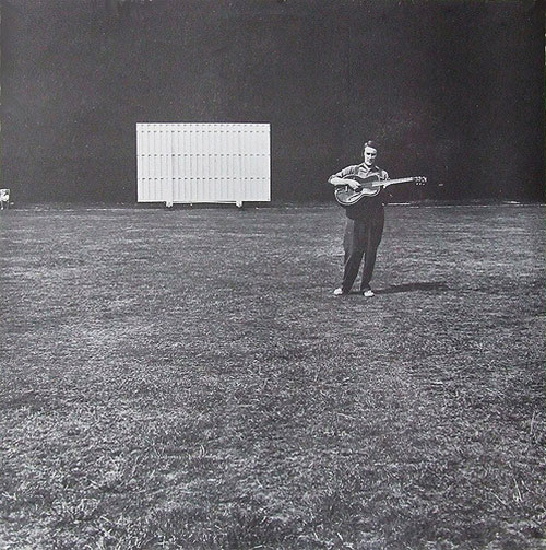 """Guitar Solos"" by Fred Frith"