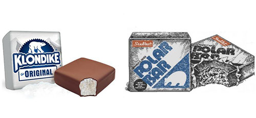 Klondike Bar vs. Polar B'ar