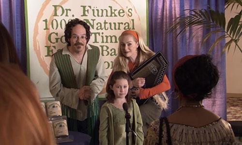 Dr. Fünke's 100% Natural Good-Time Family Band Solution