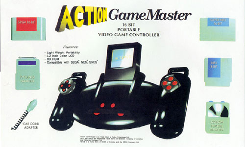 Action GameMaster