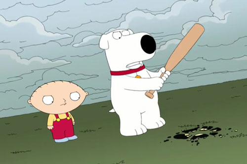 Surfin' Bird on Family Guy