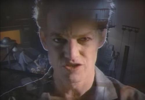 Weird Science music video