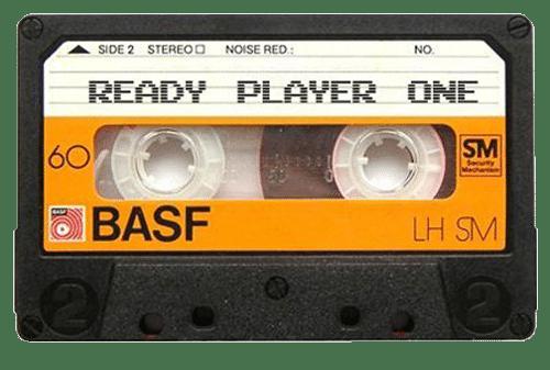 Ready Player One mixtape