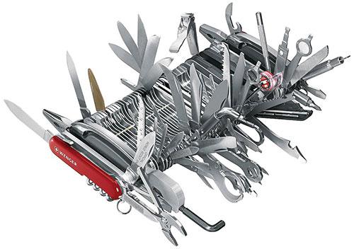 Big Swiss Army Knife