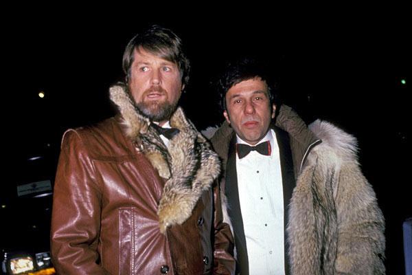 Brian Wilson and Eugene Landy