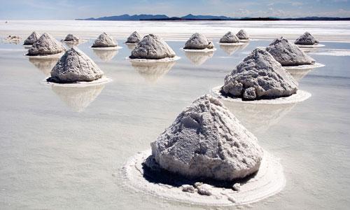 Lithium saltwater