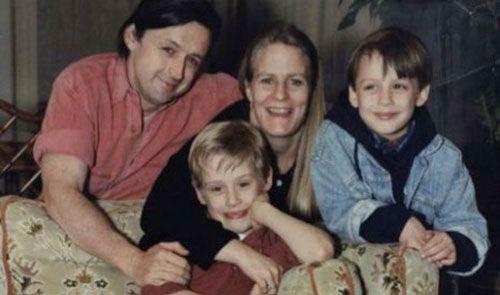 The Culkin family