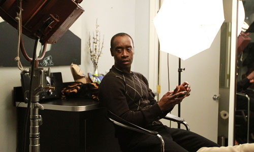 Don Cheadle is awesome
