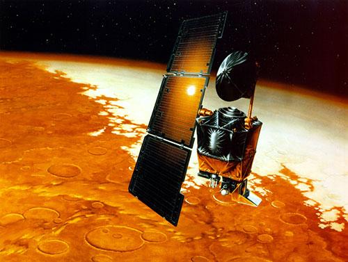 Mars Climate Orbiter