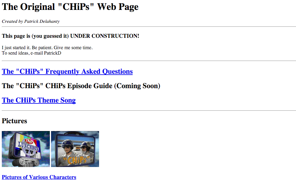 CHiPs Online