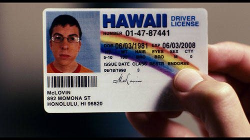 Fake Real Identifying Id A