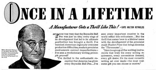 Milton Reynolds