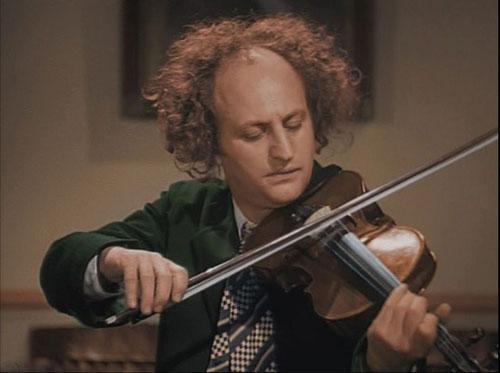 Larry Fine violin