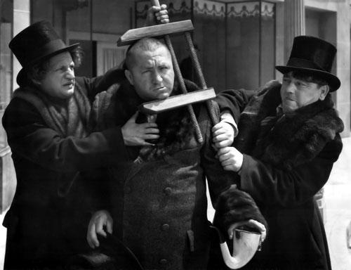 Three Stooges vice