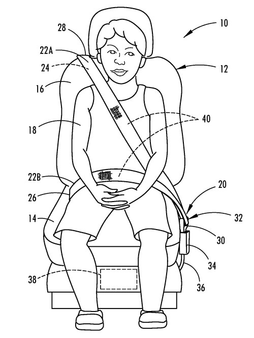 Seat Belt History The Patent That Was Given Away