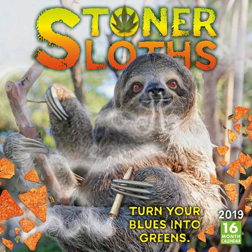Stoner Sloths