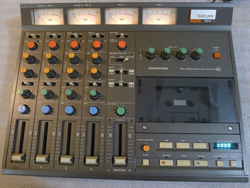 1022 tascam - The Underlying Noise Quietly Driving Modern Music