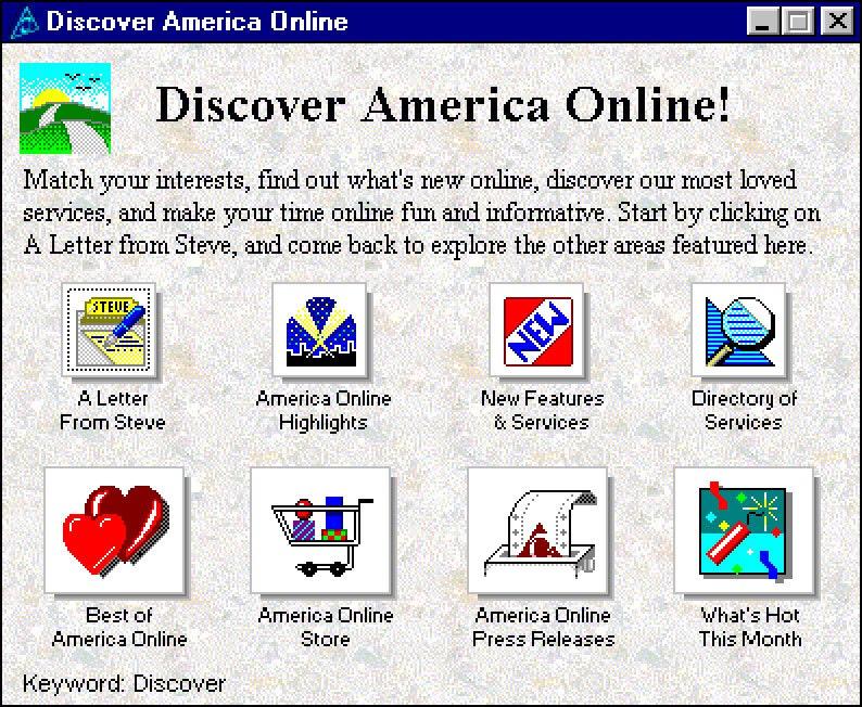 Discover AOL