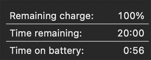 Mac Book M1 Battery Life