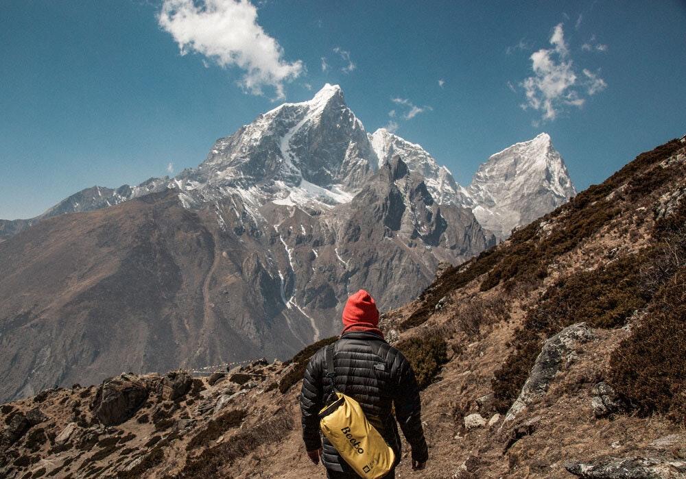 Mountain Climbing Photo