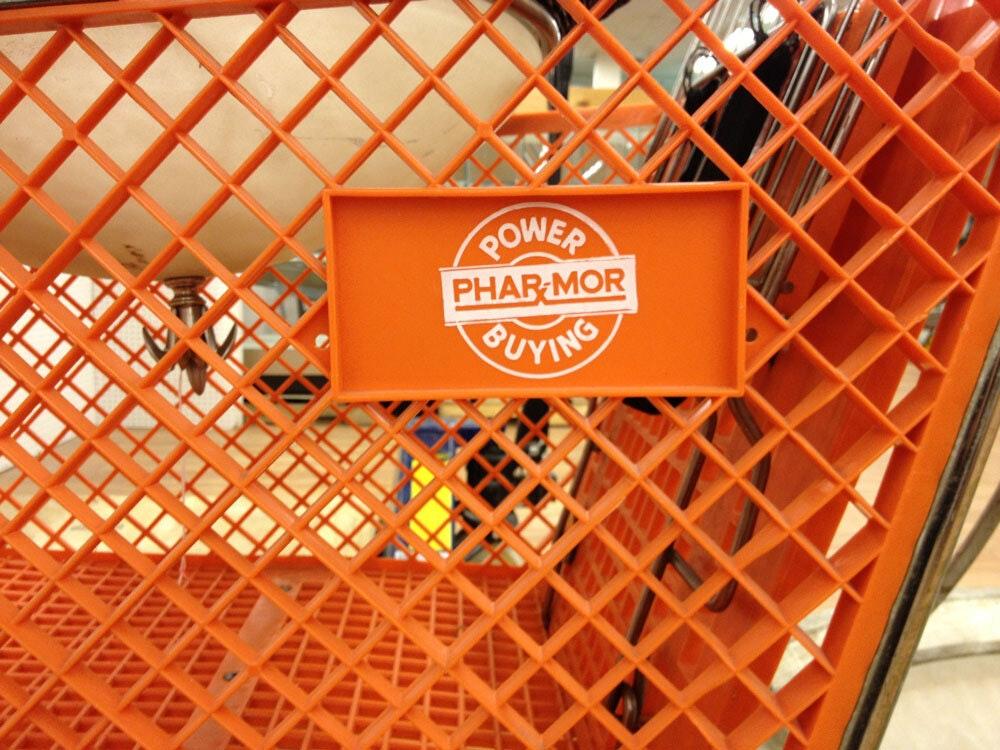 Phar Mor Cart