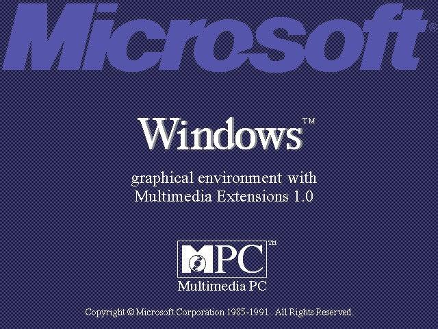 Windows Multimedia Extensions